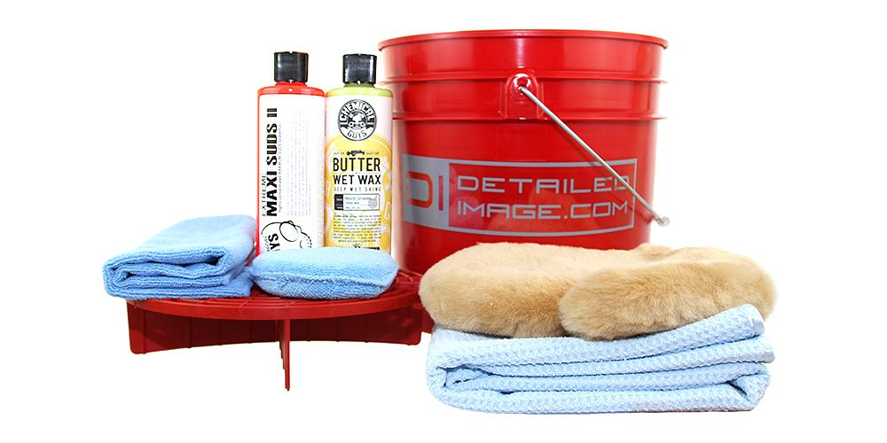 Chemical Guys Wash and Wax Kit