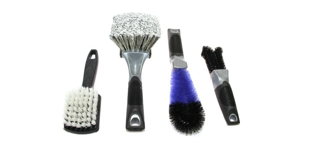 DI Brushes Wheel and Tire Brush Starter Kit